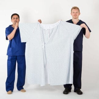 bariatric hospital gowns