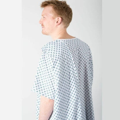 comfortable hospital gowns
