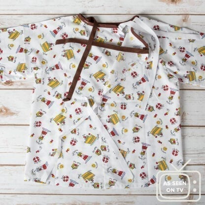 childrens hospital gowns