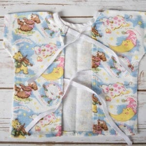 Hospital patient gowns - Childrens and babies