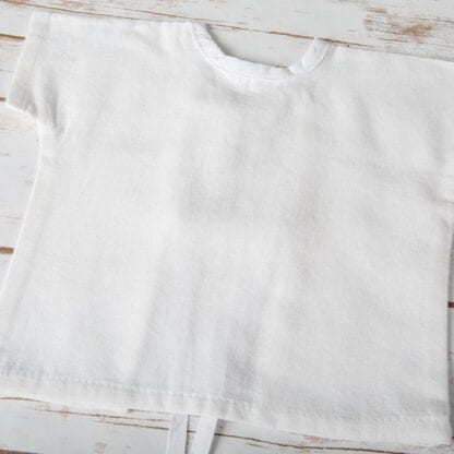 baby patient gowns