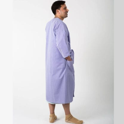 hospital dressing gown