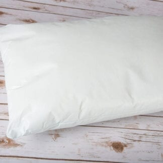 wipeable healthcare pillows