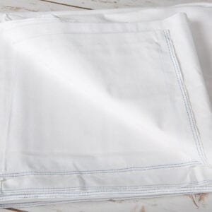 cotton flat bed sheets