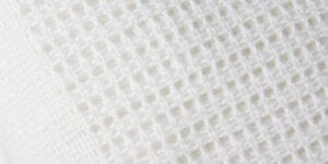 Polyester cellular blankets - cot