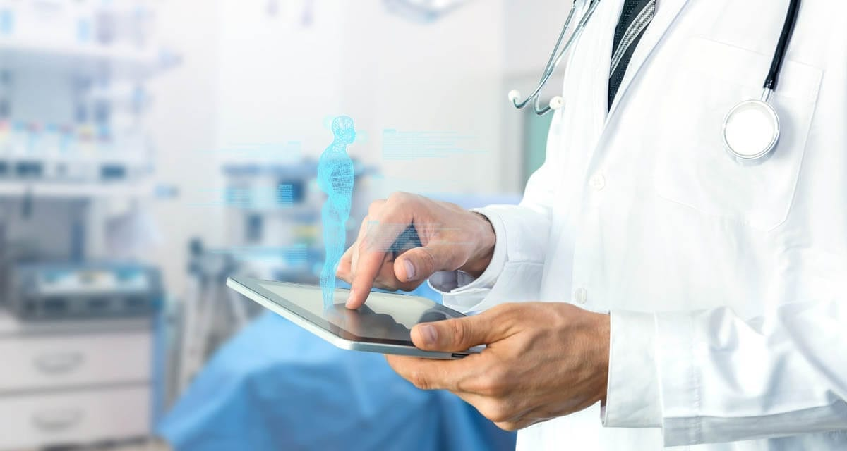 Interesting notes on AI in healthcare