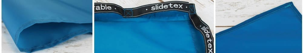 What is a slide sheet?