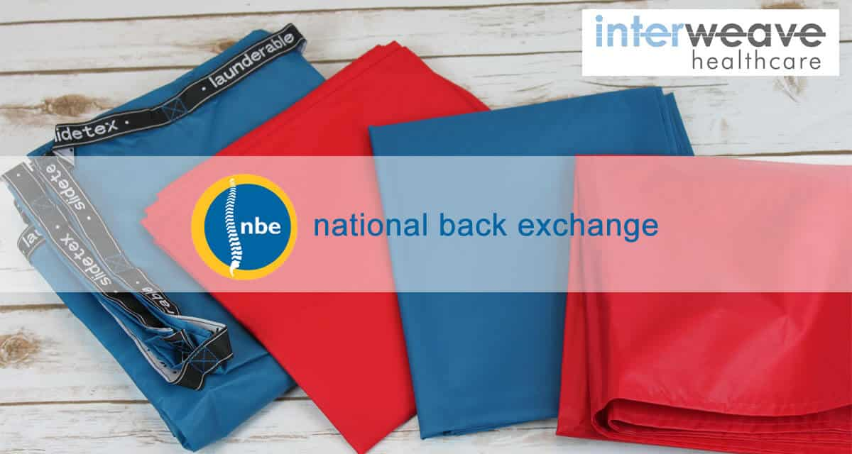Meet the team at the National Back Exchange Exhibition