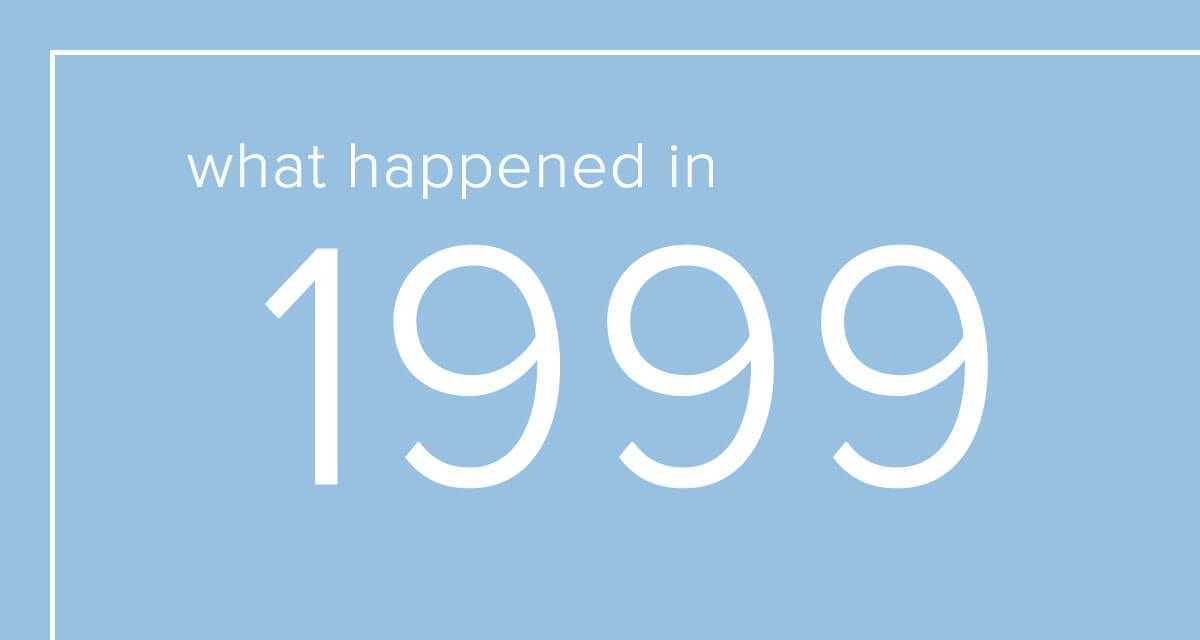 What was going on in the UK in October 1999?