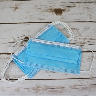 4ply disposable face mask