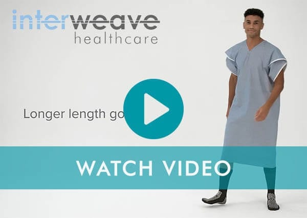 Dignity in patient care: Dignity gown video