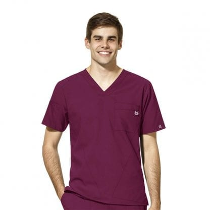 medical uniforms and scrubs