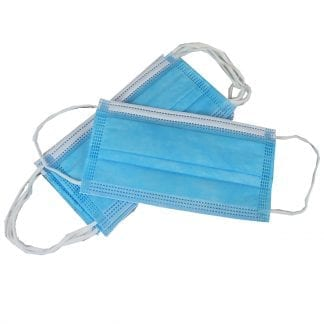 Type IIR 4 Ply Face Masks