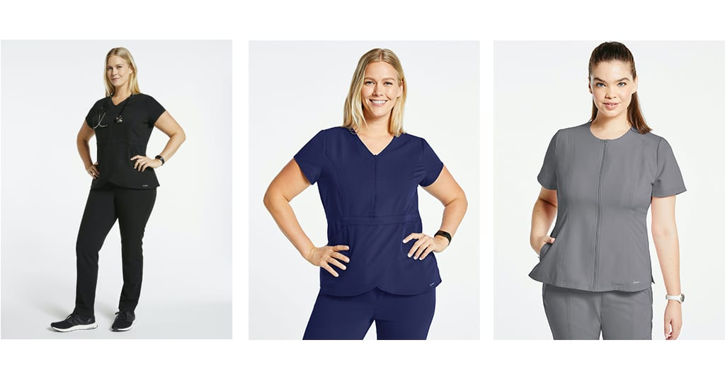 How to choose the right plus size scrubs for your figure