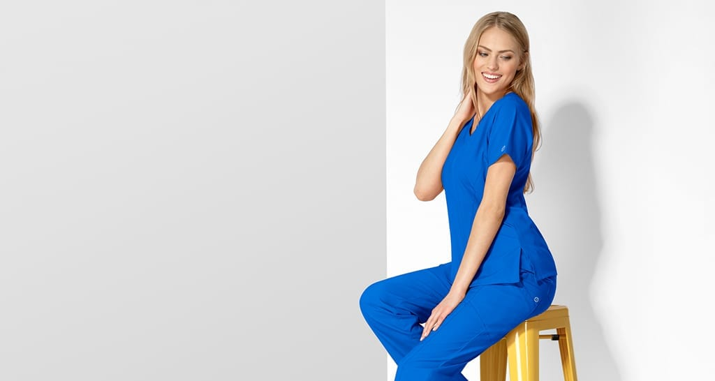 Looking for smart scrubs? Why Wonderwink W123 is the way to go